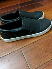 Black slip-on shoes sneakers 8 Montreal