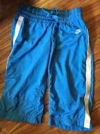 Aqua blue youth(?) small 4-6 basketball shorts. Edmond Edmond, 73034