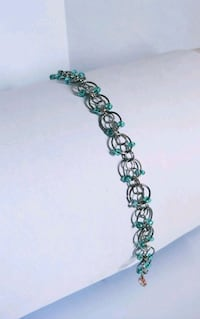 """INFINITY"" CHAINMAIL BRACELET St. Thomas, N5P 1H9"