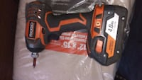 Ridgid hyper lithium ion 4.0ah high capacity Impac Surrey, V3T 2K3