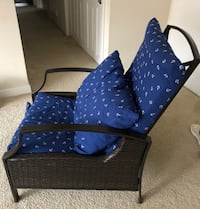 Reclining Chair, indoor/outdoor  ARLINGTON