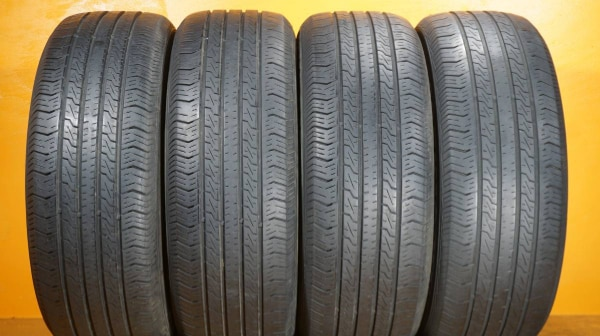 Used Tires Tampa >> 2 Or 4 Used Tires 215 60 16 Hankook Optimo H417