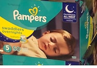 pampers diaper Mississauga, L5C 1H3