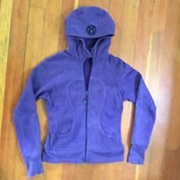 blue zip-up hoodie Corner Brook, A2H