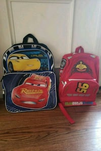 NEW Cars book bags Stafford, 22554