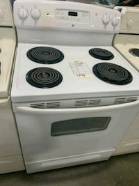 "GE 30"" ELECTRIC RANGE COIL TOP $189 #31688 Hempstead, 11550"