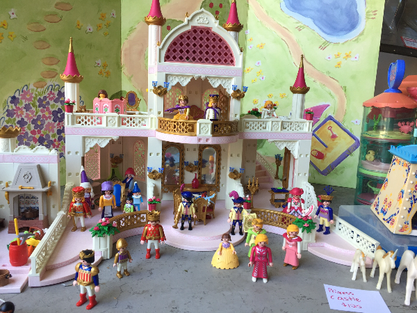 Playmobil princess castle WASHINGTON