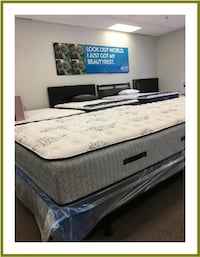 129 dollars equals brand new QUEEN pillowtop mattress Roseville