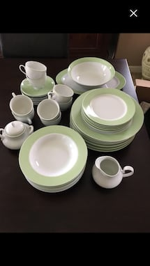 Pegasus Fine Porcelain Dinner Set