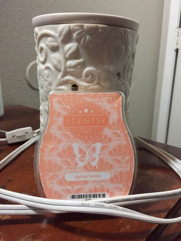 Used Flower Vine Scentsy Warmer For Sale In Vancouver Letgo