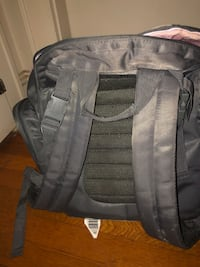 Baby diaper bag...the backpack style so much easier than older style Manchester, 03104