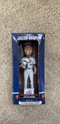 Jacob DeGrom 2018 Cy Young Bobblehead Arlington, 22203