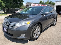 2010 Toyota Venza Accident Free/All Wheel Drive/Automatic/Bluetooth Scarborough, ON M1J 3H5, Canada