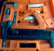 Ramset gas nailgun