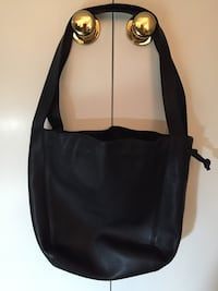 Genuine coach black leather handbag Fairfax, 22032