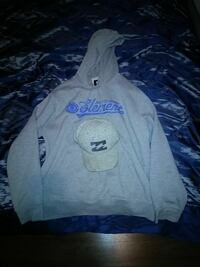 Element hoodie and element hat