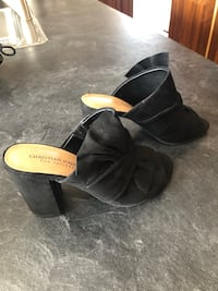 Open toed shoes - size 7.5 Milton