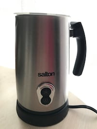 Stainless steel milk frother  Whitby, L1N 4X9