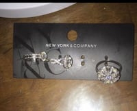 NY&CO rings Bowie, 20715