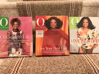 OPRAH BOOK LOT. Victoria, V8X 1L3