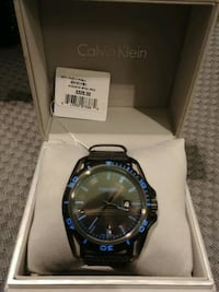 Calvin klein men's watch Burnaby, V5J 4J3