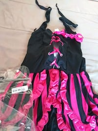girl's black and pink dress San Clemente, 92672