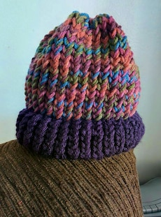 Girls hat ,or small head Adult size