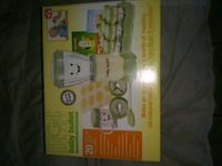 Baby magic bullet new never used in box with instr 1356 mi