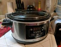 Hamilton Beach Slow Cooker 6 qt San Jose, 95128