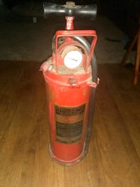 Antique fire extinguisher Valparaiso, 46385