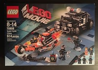 LEGO Movie Super Cycle Chase Set 70808 - NEW AND UNOPENED