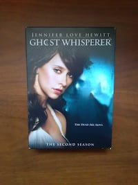 Ghost Whisperer Season 2 (DVD) KITCHENER