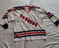 Vintage mid 90s NY Rangers #16 Hockey Jersey – Excellent Condition  Brooklyn