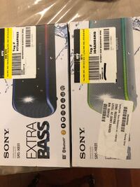 SONY SRS-XB31 BLUETOOTH SPEAKER waterproof large size  Mississauga