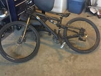 Mountain bike stolen from me call police  [TL_HIDDEN]  if found bike information