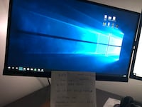 Asus 23in Thin Bezel 1080p Monitors Sugar Grove, 60554