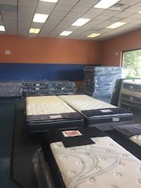 New queen size mattress sets Concord, 28025