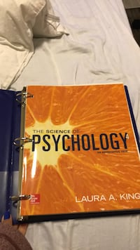 loose leaf psychology textbook Aptos, 95003