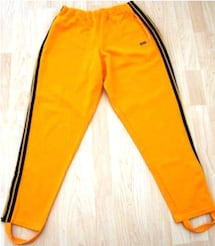 Addida's early 70's Collectors Track Pants size Me
