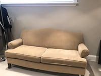 Beige couch - excellent condition  Toronto, M3H 4P5