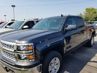 2014 Chevy 1500     100 down