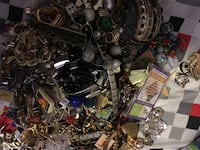5 Pounds of Jewelry for Crafts & Jewelry Making Mount Dora, 32757