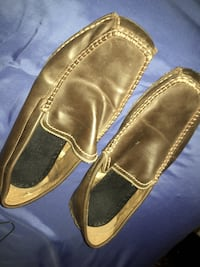 pair of brown leather loafers Yorba Linda, 92887