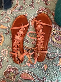Size 10 Jessica Simpson shoes  Spanish Fort, 36527