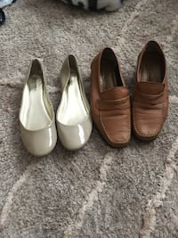 2 shoes women both $15 size 7  Leesburg, 20176