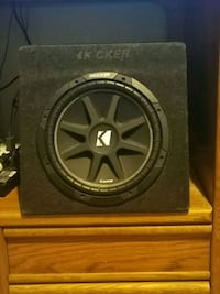 12in kenwood car sub $75 obo