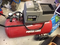 Air Compressor with Air Tank and hose obo Waldorf, 20602