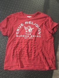 True religion shirt large Wilmot, N3A 4K8