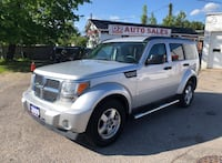 2009 Dodge Nitro Comes Certified/Automatic/Bluetooth/Fog Lights Scarborough, ON M1J 3H5, Canada
