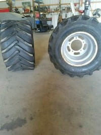 Tires for VW buggy new condition